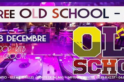 Soiree Old School - Dj Tal - Vinyls Music - Funk-pop-r'n'b à Lattes