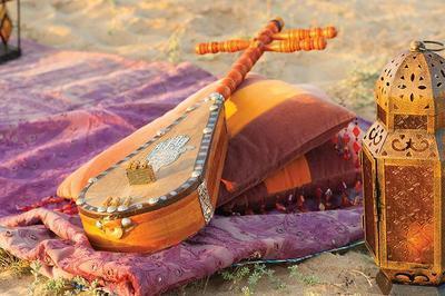 Soirée Orientale De Musique Allaoui à Clichy Sous Bois