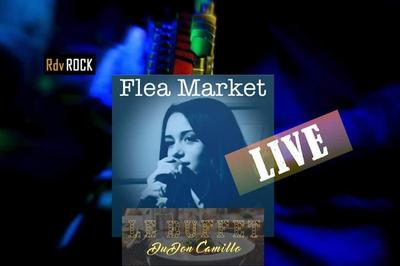 Soirée Pop Jazz Funk avec Flea Market à Vallauris