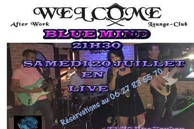 Soiree Pop Rock avec Blue Mind à Vallauris