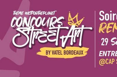 Soirée Remise des Prix - Concours Street Art by Vatel Bordeaux -