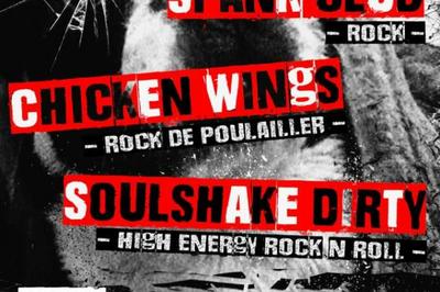 Soiree ROCK à La Tour en Jarez
