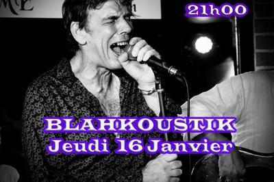 Soiree Rock avec BlahKoustic au Welcome à Antibes