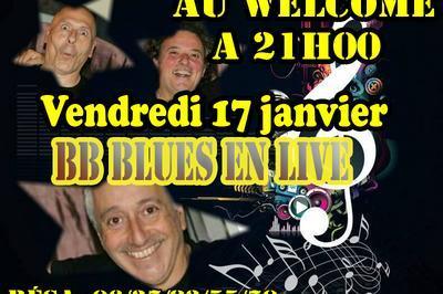 Soiree Rock Blues avec BB Blues à Antibes