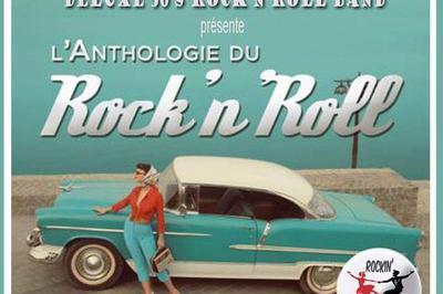 Soiree Rock'n'Roll avec Kustom Band à Vallauris