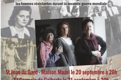 Soirée Théâtrale De L'ombre à La Lumière à Saint Jean du Gard