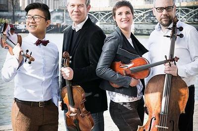 Soirées Diotima // Quatuor Airis - Quatuor Diotima à Orléans