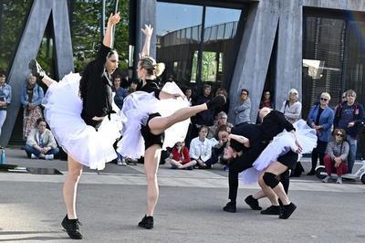 Soirs d'été à Silvacane - Danse avec le G.U.I.D Preljocaj à La Roque d'Antheron