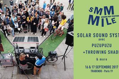Solar Sound System : Puzupuzu / Throwing Shade à Paris 19ème