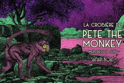 Sold Out - La Croisière De Pete The Monkey à Paris 11ème
