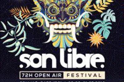 Pass 3J Son Libre Festival à Collias