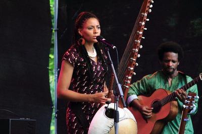 Sona Jobarteh à Saint Andre les Vergers