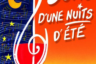 Sons D'Une Nuits D'Ete 2020 - billet journée à Nuits saint Georges