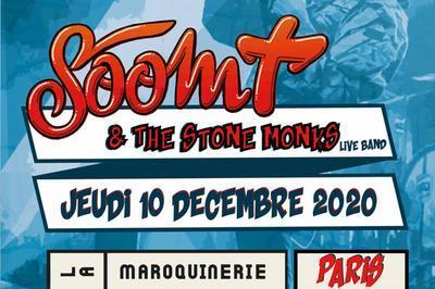 Soom T & The Stone Monks - report à Paris 20ème