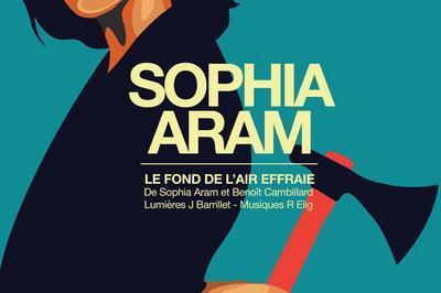 Sophia Aram à Aix en Provence