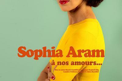 Sophia Aram, A Nos Amours... à Paris 10ème