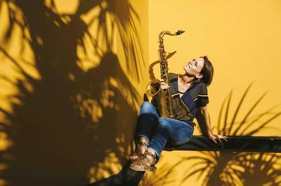 Sophie Alour 4tet Invite Mohamed Abozekry à Millau