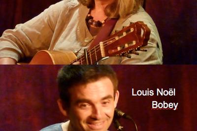 Sophie Martin & Louis Noël Bobbey co-plateau chanson française à Grenoble