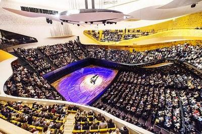 Sortie culturelle à la Philharmonie de Paris à Boissy saint Leger