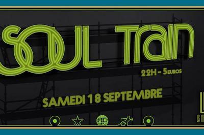Soul Train : Selecter The Punisher invite DJ Duff à Marseille
