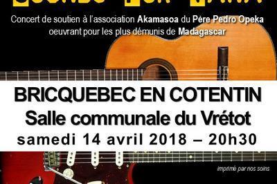 Sounds for Tana @ le Vrétot à Le Vretot