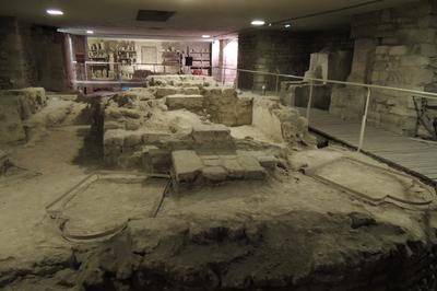Sous-sol Archéologique à Orléans