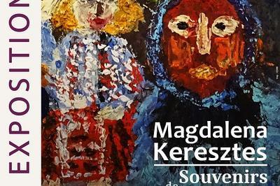 Magdalena Keresztes - Souvenirs de Transylvanie à Saint Riquier