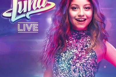 Soy Luna Live à Paris 19ème