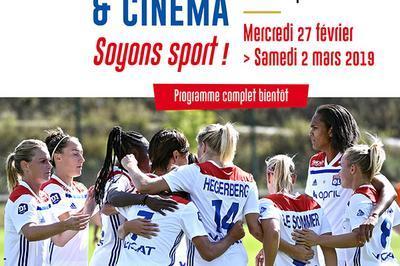 Soyons sport ! 6e édition du festival Sport, Littérature et Cinéma 2019