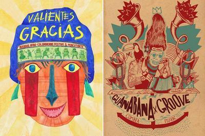 Valientes Gracias - Guanabana Groove à Eurre