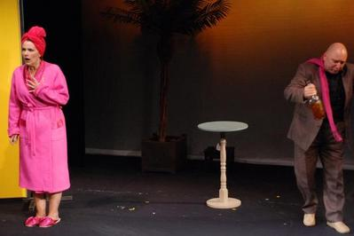 Spectacle D'improvisation Banzaï - L'accompagnie à Guise