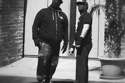 Spectacle De Hip-hop «ghost» à Perpignan