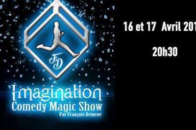 Spectacle de magie et mentalisme «Imagination