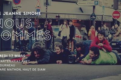 Spectacle de rue - Nous Sommes - à Brest