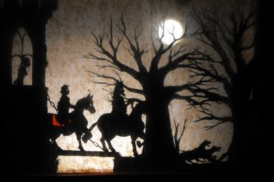 Spectacle De Théâtre D'ombres à Lamballe