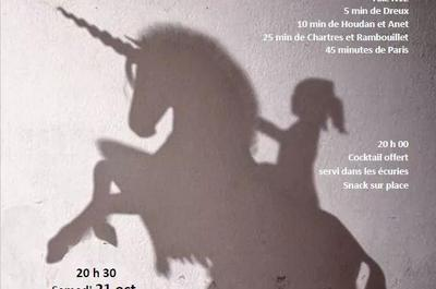Spectacle Équestre « rêver d'ailes » à Cherisy