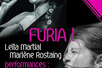 Spectacle : Furia ! Performances : Voix, Danse, Mime à Blaye les Mines