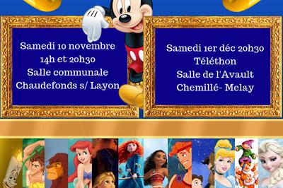 Spectacle musical : Au pays des rêves à Chaudefonds sur Layon