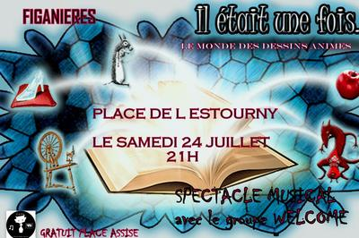 Spectacle musicale