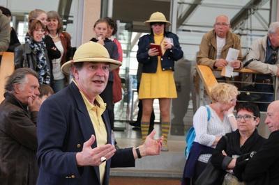 Spectacle : Visite Des Guides Incompétents à Salleles d'Aude