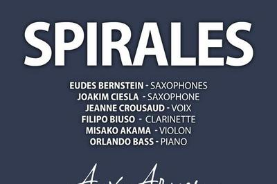 Spirales à Paris 10ème