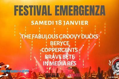 1st Step Emergenza Festival Nantes #5