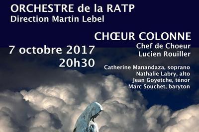 Stabat Mater - Antonin Dvorak à Paris 5ème