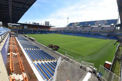 Stade De La Mosson à Montpellier