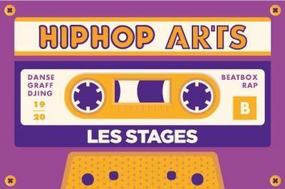 Stage Hip Hop Arts - Vacances de février à Toulouse