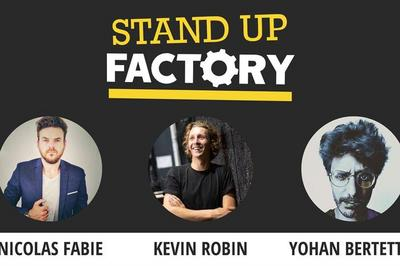 Stand Up Factory Spécial à Nantes