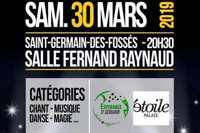 Star d'un soir à Saint Germain des Fosses