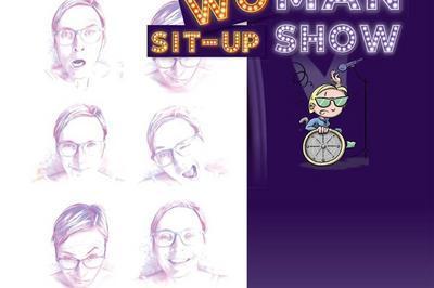 Stef Binon Dans One Woman Sit-Up Show à Avignon
