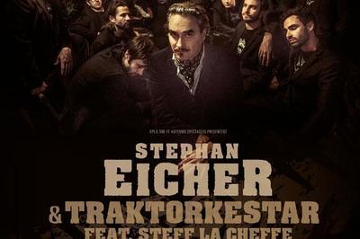 Stephan Eicher & Traktorkestar à Sausheim