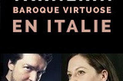 Stephanie Varnerin : Baroque Virtuose En Italie à Paris 17ème